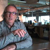 Image © Architectural Record Allen Eskew in his New Orleans office in 2011.