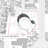 Site plan (Image: Paolo Venturella, Angelo Balducci, Luca Ponsi, Paolo Gaeta)