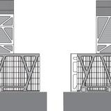 Elevation sides. Image courtesy of J. MAYER H. Architects