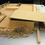 SIMS Municipal Recycling Facility in Brooklyn (model) via cooperhewitt.org