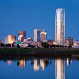 Finalist - Americas: Devon Energy Center, Oklahoma City, USA by Pickard Chilton © Simon Hurst