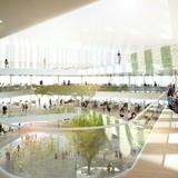 Office floor (Image: Henning Larsen Architects)