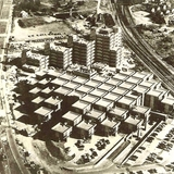 Herman Hertzberger- Central Beheer Office Complex, Apeldoorn, The Netherlands, 1972