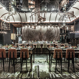 Bars and Restaurants category: Ammo Bar + Restaurant by WANG (Hong Kong)