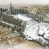 Toast-rack urbanism ... how the al-Shamiya area will look