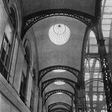 In 1910, the Guastavino Company was actively working on both Grand Central Terminal and Pennsylvania Station (pictured here). Guastavino vaulting provided stations architects with an efficient structural solution that gave the impression of solidity and permanence. The structural tile also served...