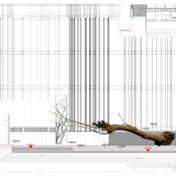 Longitudinal Section of the Park. Image: Giovanni Vaccarini Architetti