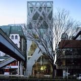 TOD'S Omotesando Building, 2002—2004, Shibuya-ku, Tokyo, Japan Photo by Nacasa & Partners Inc.