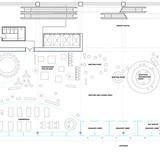 Ground floor plan (Image: AAKAA & MARS Architectes)