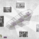 Block Party, Mariam Alshamali and Yuliya Savelyeva.