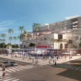 The Plaza at Santa Monica, Image © OMA