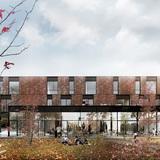 Flashback: WE Architecture + Friis & Moltke's winning ZIBAT Roskilde Campus scheme