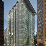 Edith Green-Wendell Wyatt (EGWW) Federal Building Modernization; Portland, Oregon by SERA Architects in association with Cutler Anderson Architects. Photo Credit: Nic Lehoux