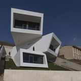 hree Views / A House in Tehran, Iran by New Wave Architecture (Lida Almassian / Shahin Heidari); Photo: Parham Taghioff