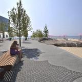 Peoples Choice - Architecture - Landscape: Sugar Beach by Claude Cormier + Associés
