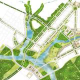 Landscape plan, Federal City (Image: CCPG)