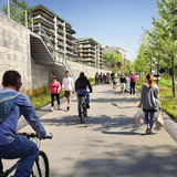 Merit Award - Atlanta Beltline, Atlanta, GA by Perkins+Will. Photo courtesy of Perkins+Will