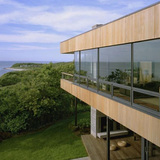 Beach House in Montauk, NY by Murdock Solon Architects; Photo: Michael Moran