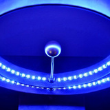 Future Voices EyeTime Winner: Kelly Cones / Empyrean Lighting: LED Lamp. Photo courtesy of Inside 2013