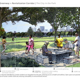 Analysis & Planning Category - Award of Excellence (professional): Lafitte Greenway + Revitalization Corridor │Linking New Orleans Neighborhoods, New Orleans by Design Workshop, Inc., for the City of New Orleans