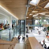 South West / Wessex: The Forum, University of Exeter by Wilkinson Eyre (Photo: Hufton + Crow)