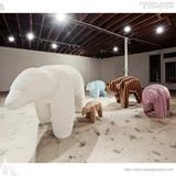Massimals Architectural Design Research Installation by Design Office Takebayashi Scroggin (d.o.t.s)