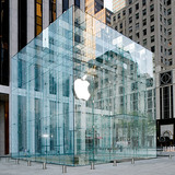 Apple store in New York City. Image via cultofmac.com.
