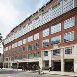 Foyles, WC2H by Lifschutz Davidson Sandilands (also winner of the RIBA London Architect of the Year Award and the RIBA London Client of the Year Award for Foyles). Photo: Hufton + Crow