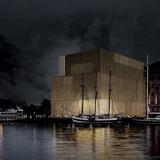 Nobelhuset. Image via nobelcenter.se