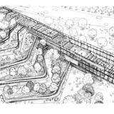 EXPLODED AXONOMETRIC - Image Courtesy of ONZ Architects