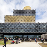 One of the 2014 National Award Winners - West Midlands: Library of Birmingham by Mecanoo. Photo: Mecanoo