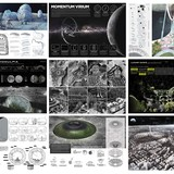 Nine lunar habitat proposals win in Moontopia competition