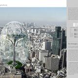 Honorable Mention. Climatology Tower. Yuan-Sung Hsiao, Yuko Ochiai, Jia-Wei Liu, Hung-Lin Hsieh (Japan)