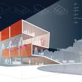 First Place- Folded Architecture – Michael Abrams (Washington D.C.)
