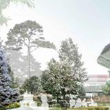 Visualization, Image: Henning Larsen Architects