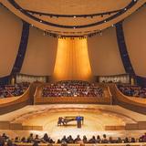 Architecture Merit Award Winner: Stanford University, Bing Concert Hall in Stanford, CA by Ennead Architects (Image Credit: © Jeff Goldberg/Esto)