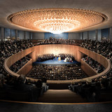 Auditorium with 1400 seats ©David Chipperfield Architects