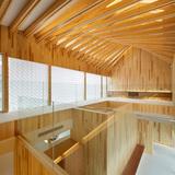 Timber Dentistry, Mino Osaka, Japan, Kohki Hiranuma Architect & Associates. Photo credit: entrant of the 2014 Wood Design Awards.