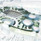 Populous (Image: Japan Sport Council)