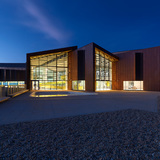 Sport winner: Splashpoint Leisure Centre, UK by Wilkinson Eyre Architects. Image courtesy of WAF.