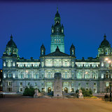 Glasgow City Chambers (courtesy People Make Glasgow)