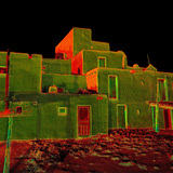 Taos Pueblo: one of the 500 digitally preserved cultural sites. Image courtesy of CyArk.