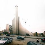 Exterior rendering (Image: TARH O AMAYESH)