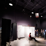 Pratt Institute students and faculty at work in the new Film/Video Department Building. Photo credit: Alexander Severin RAZUMMEDIA
