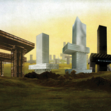 Contemporary Shapes of Hardcore Architecture: Steel Clouds