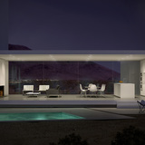Four Eyes House; Coachella Valley, CA by Edward Ogosta Architecture (Image: Edward Ogosta Architecture)