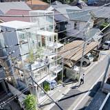 House NA : Sou Fujimoto Architects photo by Iwan Baan
