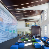 Education Award: The McKinnon Center for Global Affairs at Occidental College. Architect: Belzberg Architects. Photo courtesy of 2014 L.A. Architectural Awards