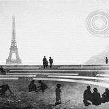 Architects envision Paris Pavilions of Peace for Champ des Mars