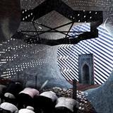 Interior rendering (Image: Paolo Venturella, Angelo Balducci, Luca Ponsi, Paolo Gaeta)